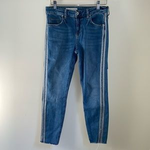 Pilcro/Anthropologie jeans